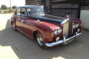 1963 Rolls Royce (Bentley) Silver Cloud 111 Saloon Photo