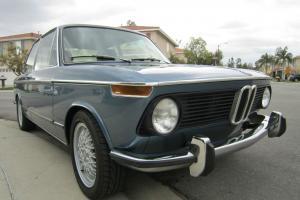 1974 BMW 2002 tii, 5 SPEED NO RESERVE L@@K