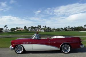 1954 BUICK SPECIAL CONVERTIBLE CLASSIC CARS STREET ROD OTHER MAKES 40K MILES
