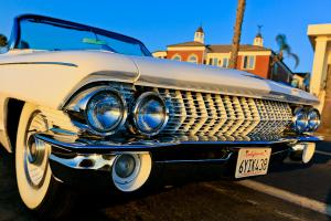 1961 Cadillac ELDORADO BIARRITZ CONVERTIBLE  Video- http: youtu.be/t8FqOekyLvY