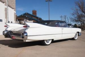 1959 Cadillac Sixty Two Series Convertible
