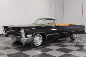 BEAUTIFUL BLACK RESTO OVER TAN LEATHER, POWER TOP, NICELY OPTIONED, R134 A/C!!