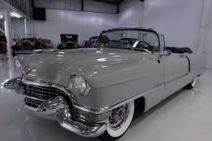 1955 CADILLAC SERIES 62 CONVERTIBLE SAME OWNER FOR 34-YRS HIGH COST RESTORATION