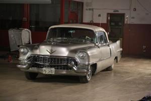 Rare Barn Find - 1955 Cadillac Eldorado Convertible