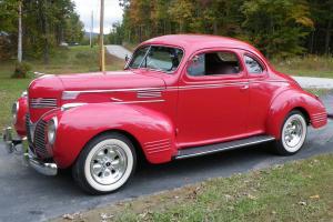 1939 2 DOOR DODGE COUPE BEAUTIFUL CLASSIC CAR, TROPHY WINNING CAR
