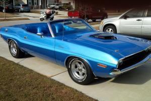 1970 Challenger Convertable Hemi