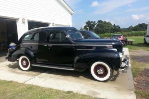 1939 Dodge D11 Deluxe Luxury Liner Restored amazing condition! No reserve!