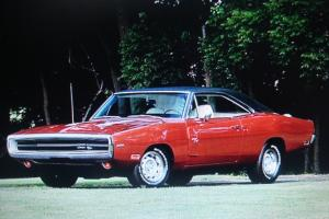 Number Matching Hemi Charger 4-Speed Super Track Pack