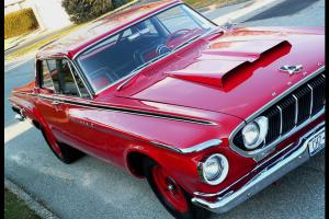 1962 DODGE POLARA 500 -Retired vintage race car with a Max Wedge