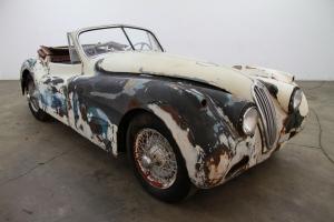 1955 Jaguar XK140MC DHC, matching#'s,original California car with the same owner