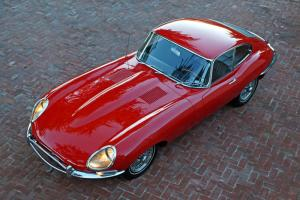1967 Jaguar E-Type FHC: Gorgeous, Mechanically Strong Series I Fixed Head Coupe