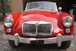1962 MGA Roadster MkII