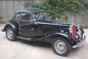 Mg td 1953 Mark II Photo