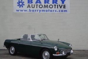 1967 MG Convertible