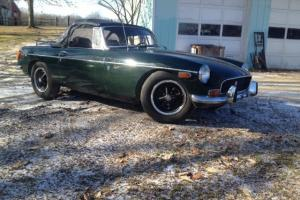 1972 MG MGB Base 1.8L