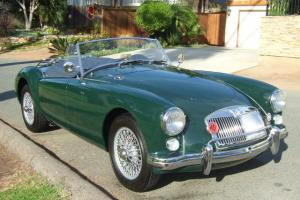 1960 MGA Roadster Photo