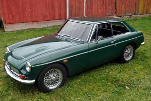 1969 MG MGC GT 2912cc 6 Cylinder 4 Speed w/OD - Low Miles - Leather - Nice!!!