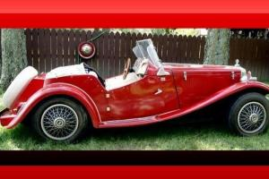1952 MG REPLICA KIT CAR