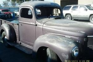 1948 International KB-1 Truck Photo