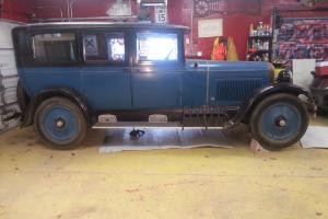 """1926 NASH Advanced Six 7 ALL ORIGINAL, """" RAT ROD''  Project"""