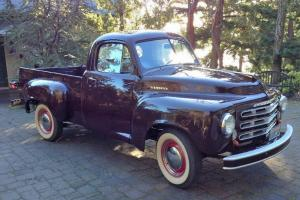 Classic 1950 Studebaker 2R Series Pickup in Great Running Condition