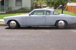 '54 Chopped Studebaker-2 door-354 Chrysler Hemi-Street rod project car