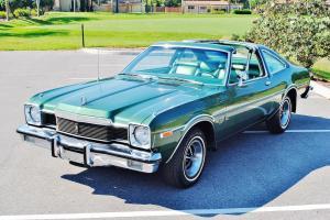 Exstremly rare 77 Dodge Aspen se T-tops 318 just 43,729 miles cold a/c original