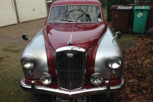 VERY RARE WOLSLEY 4/44 - MG MAGNETTE - 1955