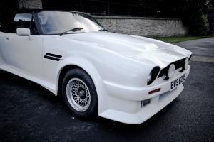 1979 Open Topped Aston Martin 'V8' Kit Car. Incredible Brooklands Factory Car Photo