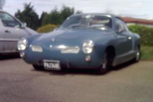 .Karmann Ghia L/H Californian Import