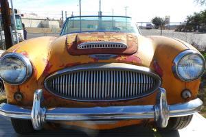 AUSTIN HEALEY 3000 MARK II ROADSTER,  PROJECT CAR, Photo