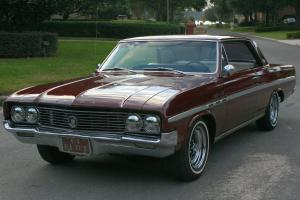 BEAUTIFUL BIG BLOCK RESTOMOD  -1964  Buick Skylark Coupe - 3K MI