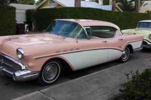 1957 Buick Super 4 dr. H/T  Riviera Model 53