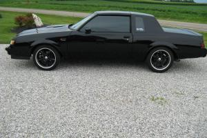 1987 Buick Grand National..BEAUTIFUL GN with mild, tasteful upgrades...GREAT BUY