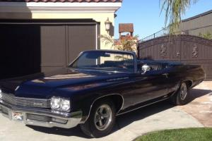 1972 Buick LeSabre Convertible Custom Classic Beauty in MINT CONDITION