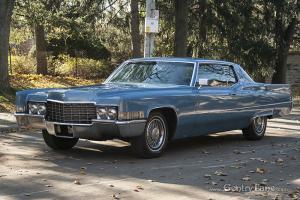 World-class Cadillac luxury!