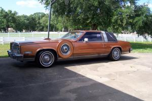 1983 Cadillac Eldorado Opera  Coupe