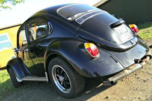 VW Beetle, Black, 12mths MOT, Tax exempt, lots of money spent, VGC