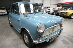 Mini Minor 1960