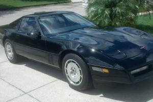 1986 Chevrolet Corvette Base Hatchback 2-Door 5.7L