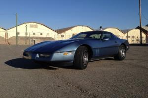 1984 Chevrolet Corvette crossfire injection full removable top