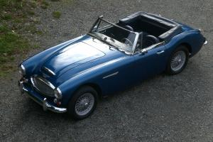 1967 Austin Healey 3000 Mk.3 BJ8, Original Owner CA. car, under 66, 000 miles