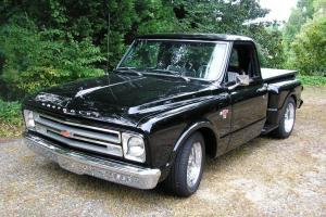 1967 Chevy stepside - MUST SEE RESTORATION