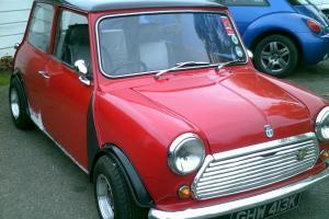 1972 morris mini ,1275cc,taxs exp.  Photo