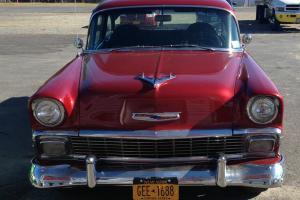 1956 2 dr sedan model 210 350 CI