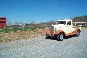 1936 Chevrolet Street Rod Pickup Steel 350
