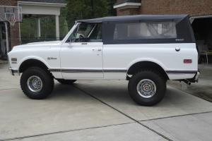 1972 Chevrolet Blazer k5 CST 350/350