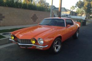 1971 Chevy Camaro Restored