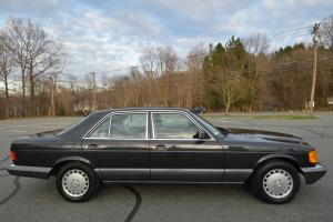 1989 Mercedes-Benz 300SE - 1 Owner 24 Years - 83,000 Miles