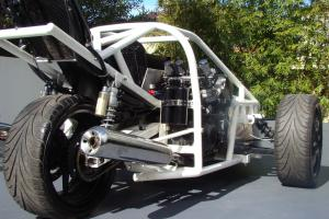 Custom Three Wheel CAR With Kawasaki 200HP Engine in Illawarra, NSW